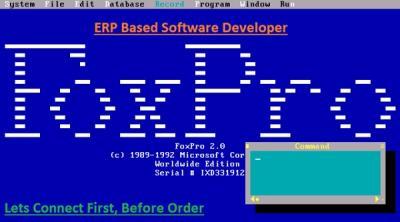 Apa Itu Software FoxPro yang Mendadak Viral?