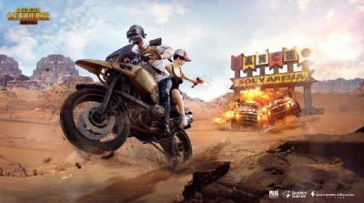 Intip Antusiasme Gamer di Kompetisi PUBG Mobile Jeddah
