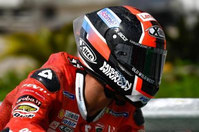 Perjuangan Keras Petrucci di Ducati Buat Edwards Kagum