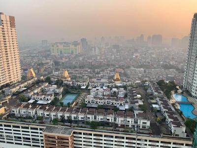 Penampakan Perumahan Mewah di Atas Thamrin City