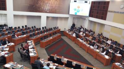 Anggaran Kementerian Lembaga Tahun 2020 Turun 0,2% Jadi Rp854 Triliun