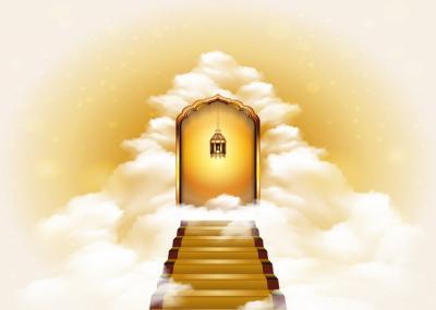 Nabi Bersabda di Surga Ada Istana Tanpa Atap, Pintu dan Jendela, untuk Siapa?