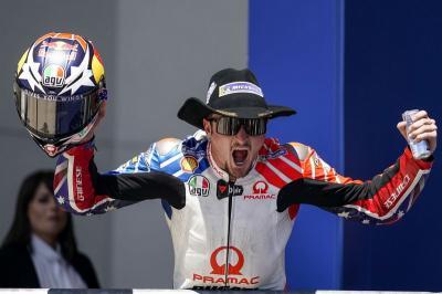 Ini Alasan Miller Berambisi Besar Depak Petrucci dari Tim Utama Ducati