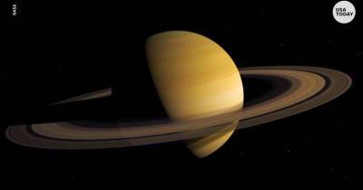 Tanpa Teleskop, Saturnus Bisa Terlihat dengan Mata Telanjang