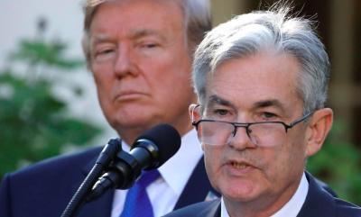 Menolak Dipecat Trump, Ini Sosok Jerome Powell sang Gubernur The Fed