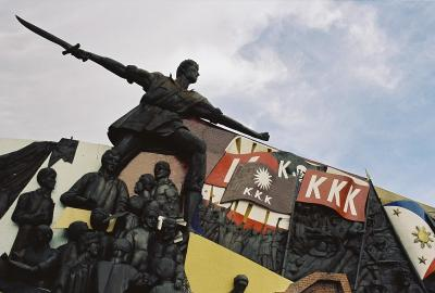 Monumen Bersejarah di Manila Jadi WC Umum, Kok Bisa?