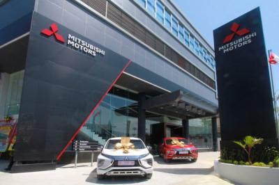 Mitsubishi Perkuat Jaringan Diler di Pontianak