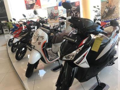 Respons Positif, Ini Target Penjualan Honda Genio di Jawa Tengah