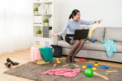Suka Bawa Masalah Kantor ke Rumah? Ini 4 Tips Move On
