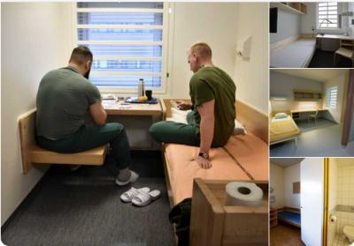 Mewahnya Penjara di Swedia, Netizen: Ini Mirip Kosan Rp1,8 Juta di Jaksel