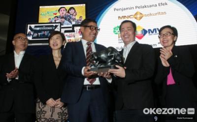 MNC Vision Networks Akuisisi 60% Saham K-Vision