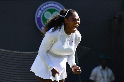 Ini yang Bikin Serena Tetap Bahagia meski Gagal Juara Wimbledon 2019
