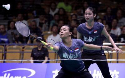 Tekuk Wakil China, Della Rizki Lolos ke Babak Kedua Indonesia Open 2019
