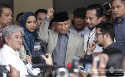 Amien Rais Beri Kesempatan Jokowi-Ma'ruf Memimpin, PP Muhammadiyah: Jangan Ada yang Sinis