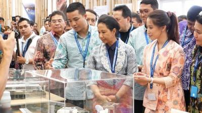 Menteri Rini Tak Hadiri Panggilan KPPU Soal Rangkap Jabatan Direksi Garuda