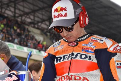 Lorenzo Dianggap Senasib dengan Rossi di MotoGP 2019
