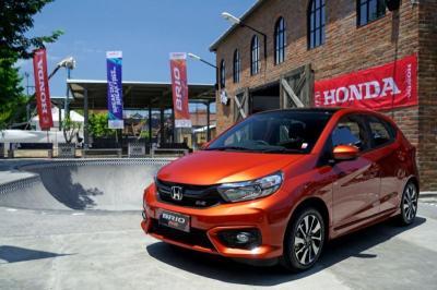 Brio Satya Produk Terlaris Honda di Paruh Pertama 2019