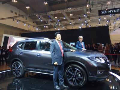 Nissan New X-Trail Resmi Meluncur di GIIAS 2019, Berapa Harganya?