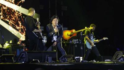 Tampil di We The Fest 2019, Dewa 19 Suguhkan 9 Lagu