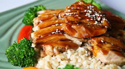 Eksperimen Memasak di Akhir Pekan, Coba Unicorn Chicken Teriyaki Sushi Roll Deh