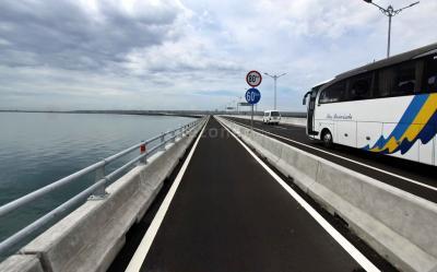Tak Ingin Ambruk seperti BORR, Pengerjaan Tol Tanggul Laut Semarang Diminta Hati-Hati