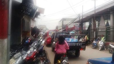 Pemprov Jabar Siap Bangun Underpass di Pancoran Mas & Fly Over di Citayam