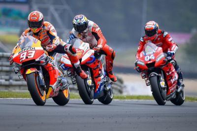 Ciabatti Harapkan Persaingan Ketat Ducati dengan Marquez