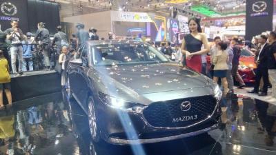 All-New Mazda 3 Meluncur di GIIAS 2019, Versi Sedan Dibanderol Rp530 Jutaan