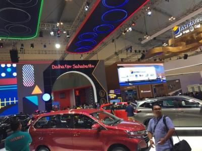 Godaan di GIIAS 2019, Daihatsu Tawarkan Mobil dengan Bunga 0 %
