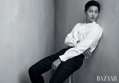 Cerai dari Song Hye Kyo, Song Joong Ki Dapat Tawaran Film Baru