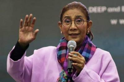 Menteri Susi Dukung Investigasi Multinasional Berantas Illegal Fishing