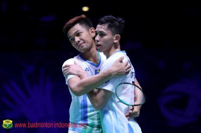 Pelajaran yang Dipetik Fajar Rian dari Kegagalan di Indonesia Open 2019