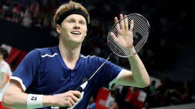 Tekuk Wakil Hong Kong, Antonsen Lolos ke Final Indonesia Open 2019