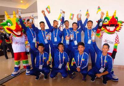 Le Minerale Dukung ASEAN Schools Games 2019 di Semarang
