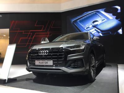 Ini Jajaran Mobil SUV Termahal di GIIAS 2019