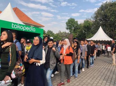 Audisi Indonesian Idol X di Surabaya Disesaki 3.000 Peserta
