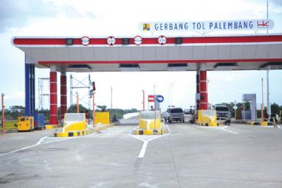 Menteri Basuki Beri Lampu Hijau Penambahan Gerbang Tol di Kabupaten OKI