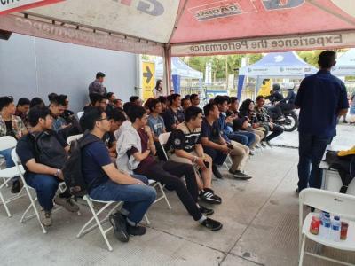 Test Drive Mobil di GIIAS 2019, Pengunjung Dapatkan Program Safety Driving