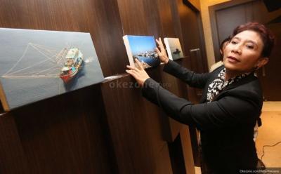 Menteri Susi Ingatkan Afrika Jangan Beri Izin Perikanan Kapal Asing