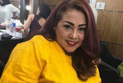 Terancam Pidana 5 Tahun, Nunung: Saya Janji Enggak Ulangi Lagi