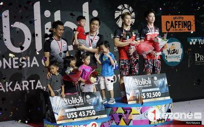 BWF Terkesan dengan Penyelenggaraan Indonesia Open 2019