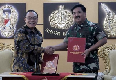 Tingkatkan Penyaluran KPR, BTN Gandeng TNI
