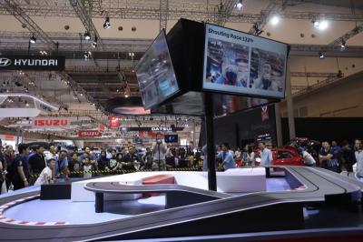 Mobil Berteknologi Tinggi hingga Aktivitas Permainan Seru Meriahkan GIIAS Weekend