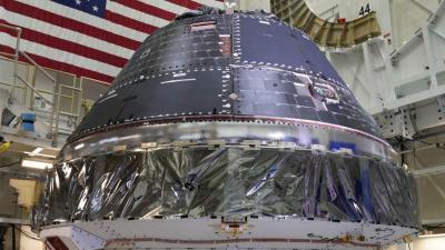 NASA Orion Bakal Angkut Wanita Pertama ke Bulan di 2024