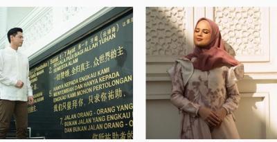 Campuran Budaya Cina-Arab, Konsep Foto Prewedding Roger Danuarta dan Cut Meyriska