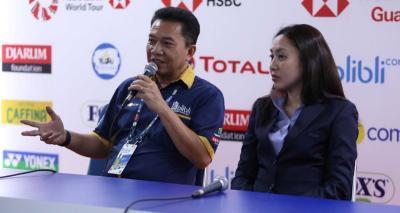 PBSI Bersyukur Penyelenggaraan Indonesia Open 2019 Dipuji BWF