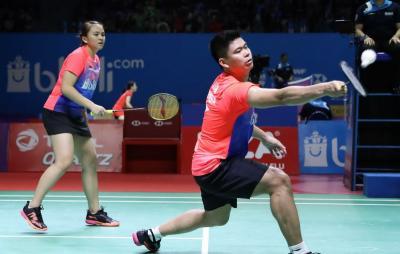 Praveen Melati dan Hafiz Gloria Melaju ke Babak Kedua Jepang Open 2019