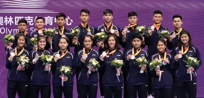 Indonesia Jadi Runner-Up di Kejuaraan Bulu Tangkis Beregu Asia Junior 2019