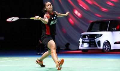 Kunci Sukses Gregoria Melaju ke 16 Besar Jepang Open 2019