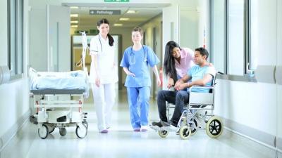 Menkes Nila Minta Benahi Pelayanan Rumah Sakit di Era Digital